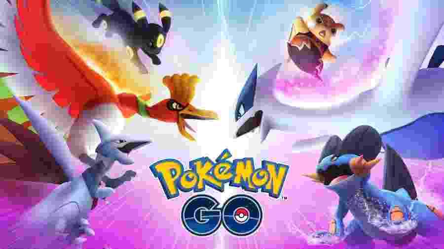 Pokémon GO está recebendo atualizações para permitir que os jogadores continuem na ativa mesmo durante a quarentena - Divulgação