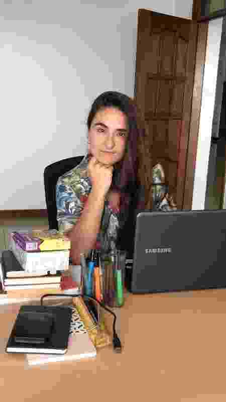 Marina Pedroso 02 - Arquivo pessoal - Arquivo pessoal