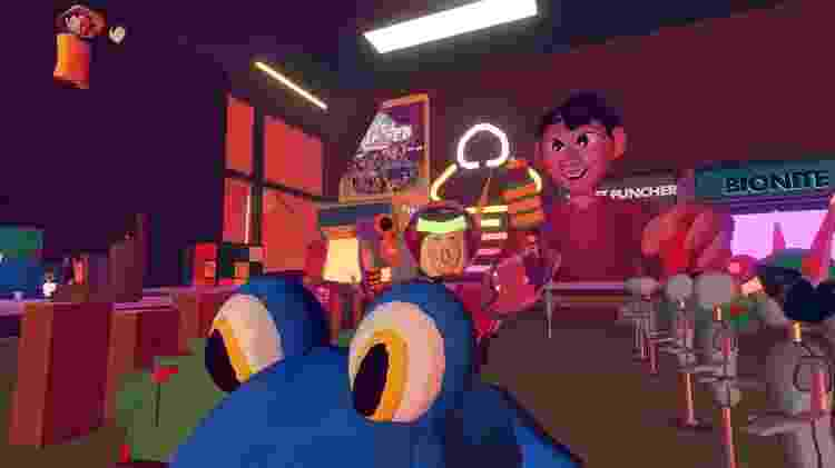 Pixel Ripped 1995 festa em realidade virtual - Reprodução - Reprodução