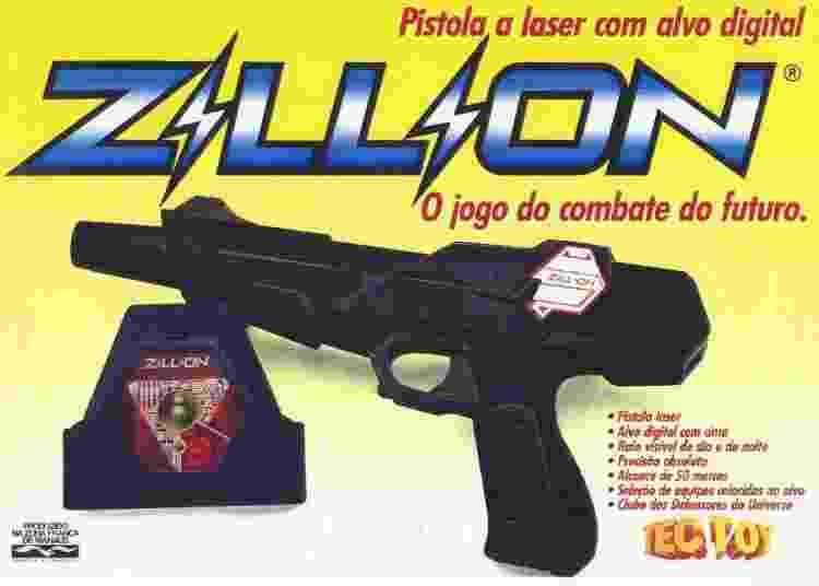 Zillion 2 - Reprodução/BlogTectoy - Reprodução/BlogTectoy