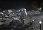 Como são os planos da Nasa para levar a primeira mulher à Lua até 2024 (Foto: Nasa)