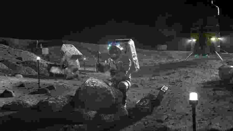 A Nasa quer voltar à Lua, e desta vez quer ficar - Nasa