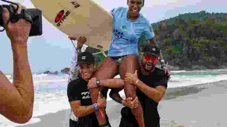 surfista 2 - Reprodução Instagram/Paulo Henrique Costa Blanca - Reprodução Instagram/Paulo Henrique Costa Blanca