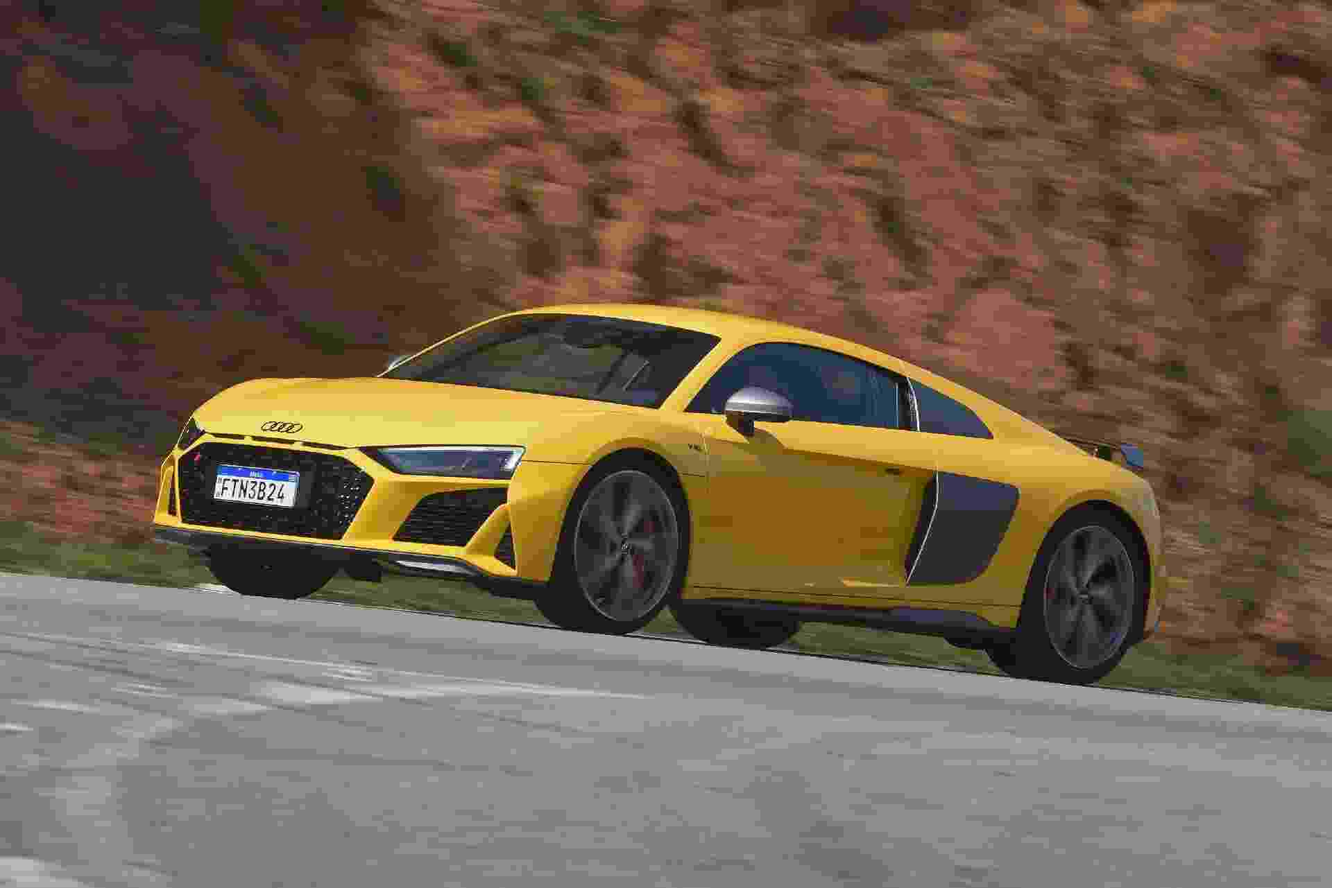 Audi R8 V10 - Murilo Góes/UOL
