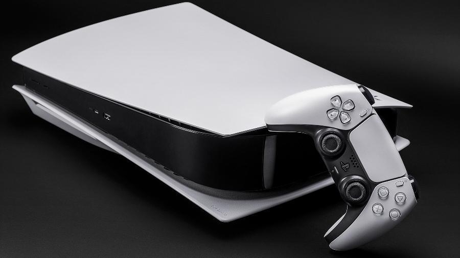 PS5 PlayStation - Mariana Pekin/UOL