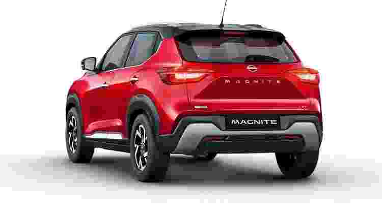 Nissan Magnite 2 - Divulgação - Divulgação