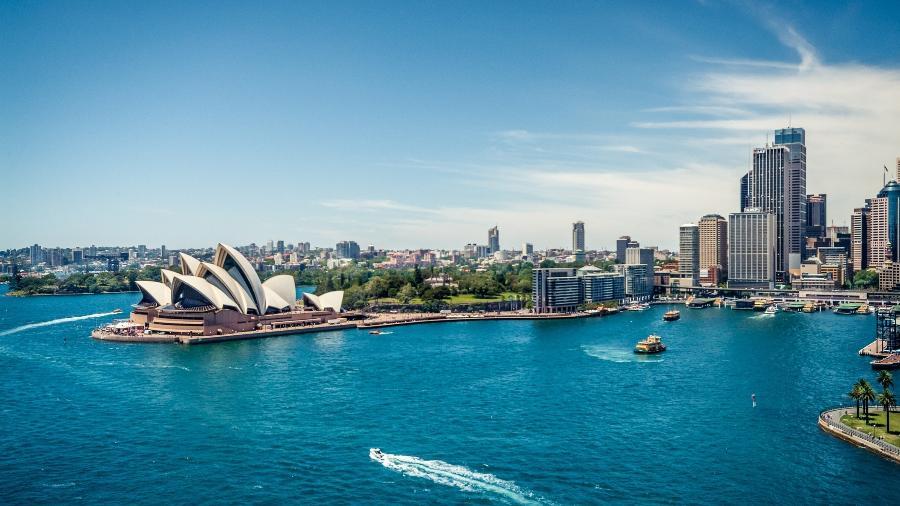 Austrália tem conseguido controlar a pandemia com isolamento social - Getty Images/iStockphoto