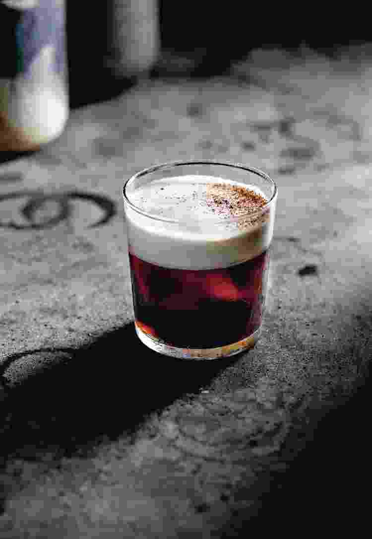 Big Karwinski - drinque - Shannon Surgis - Shannon Surgis