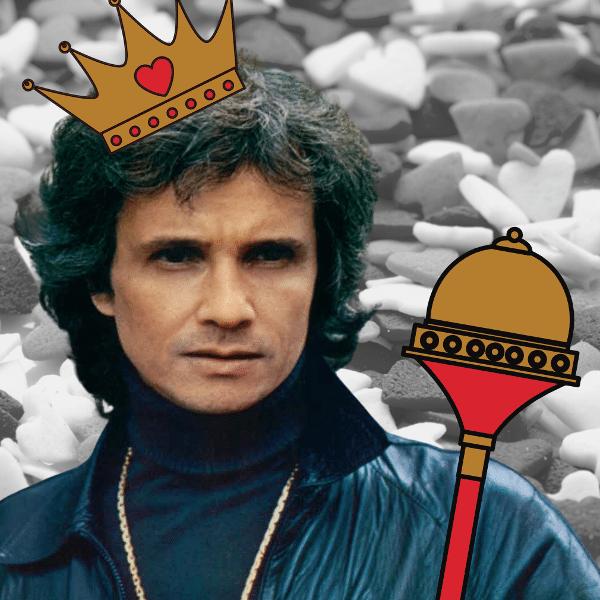 Montagem sobre do álbum Roberto Carlos (1981)