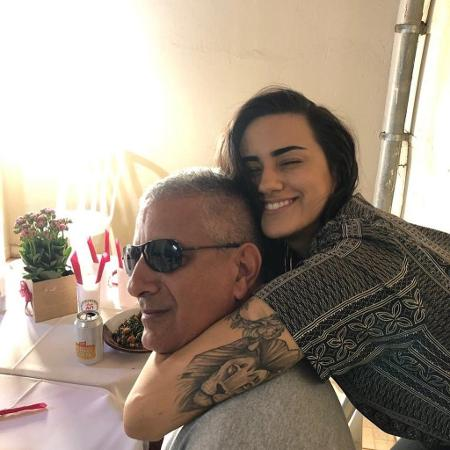 Day lamenta a morte do pai, vítima de complicações da covid-19 - Reprodução/Instagram