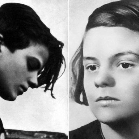 Inicialmente, ainda adolescente, Sophie Scholl apoiou Hitler, mas suas opiniões mudaram - Getty Images