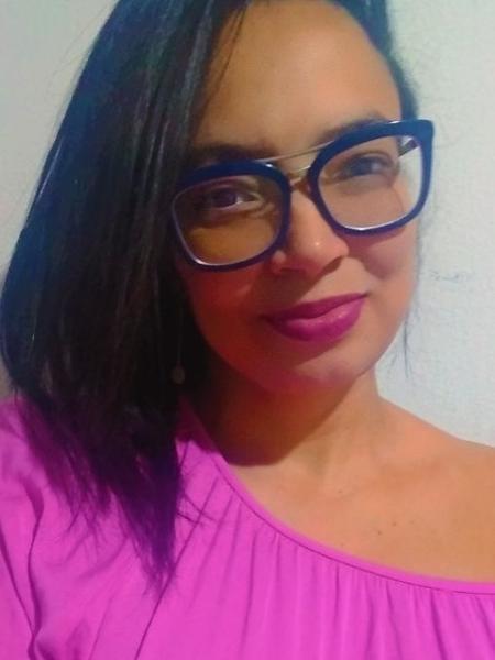Ana Paula estava casada há 8 anos quando denunciou o ex por violência doméstica - Arquivo pessoal