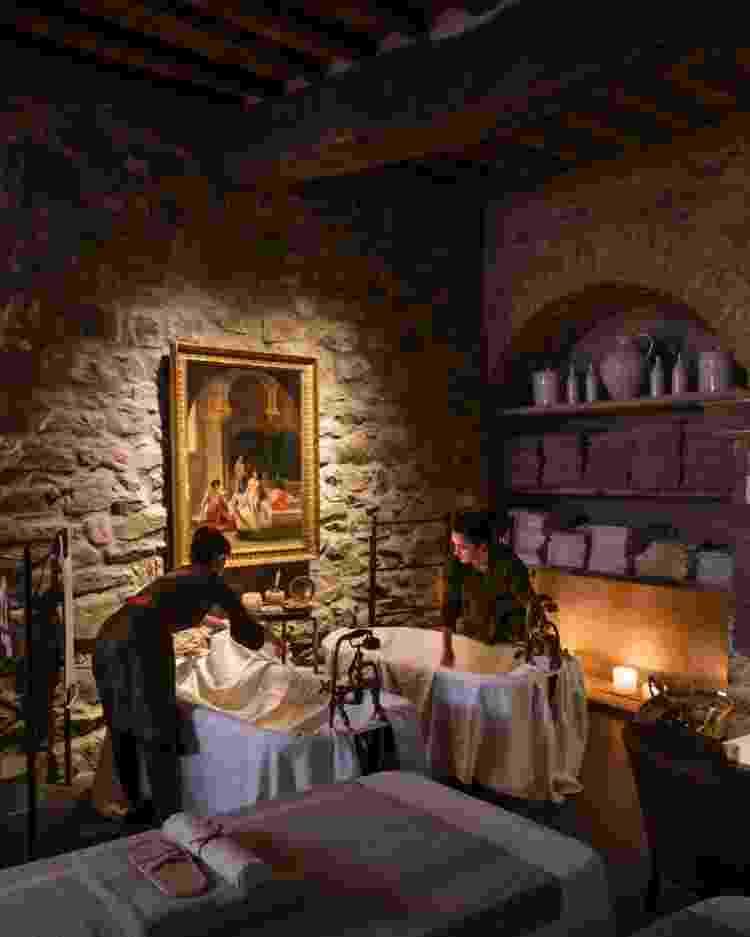 Hotel Reschio fica em um castelo de mais de mil anos (9) - Divulgação - Divulgação