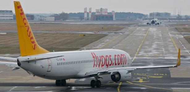 A confusão aconteceu durante um voo da companhia Pegasus Airlines - Aero Icarus/Creative Commons