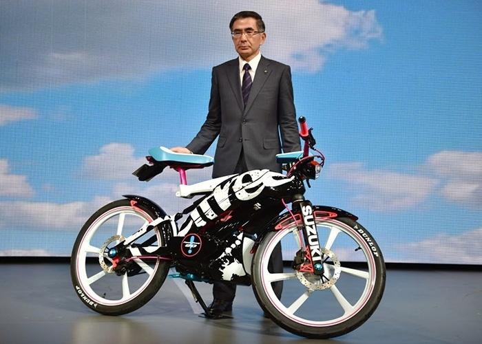 Suzuki Feel Free Go
