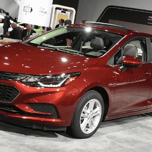 Chevrolet Cruze LT - Murilo Góes/UOL