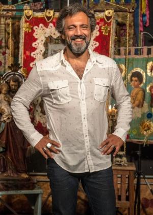 "Domingos Montagner será Santo na segunda fase de ""Velho Chico"", nova novela das 21h - Renato Rocha Miranda/TV Globo"