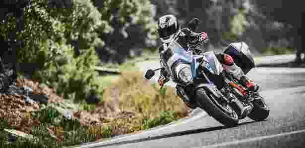 KTM 1290 Super Duke GT  - Divulgação - Divulgação