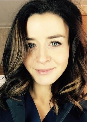 05.ago.2016 - Caterina Scorsone, que atualmente vive a médica Amelia Shepherd na série ?Grey?s Anatomy? - Reprodução /Instagram