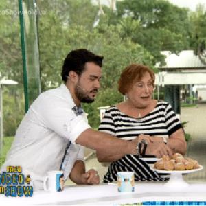 Nicette Bruno dá bronca em Joaquim Lopes - Reprodução/TV Globo