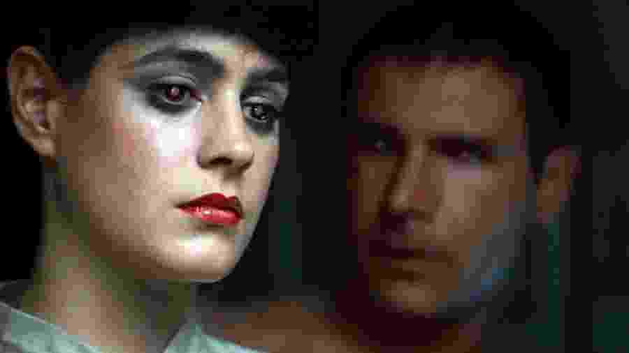 """Cena de """"Blade Runner"""" (1982), clássico do cinema baseado em conto de Philip K. Dick - Reprodução"""