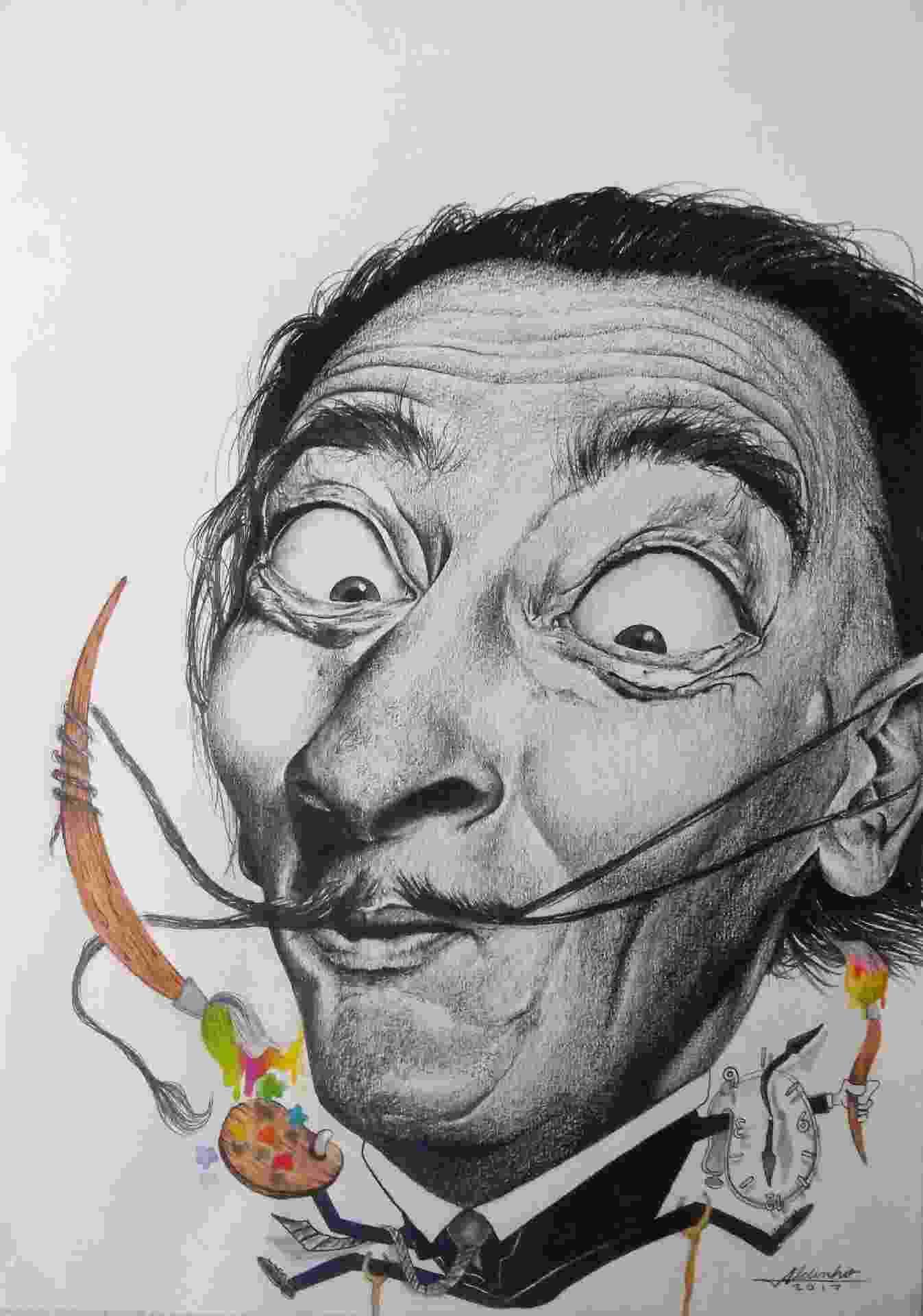 O 44º Salão do Humor de Piracicaba Caricatura será aberto neste ano entre os dias 26 de agosto a 12 de outubro, no Armazém 14A do Engenho Central. A entrada é grátis. Na imagem, podemos ver a obra de autoria de Aldo da Silva Barbosa - Divulgação