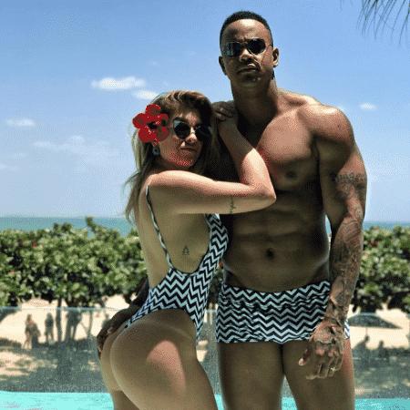 Chega ao fim relacionamento de Lorena Improta e Léo Santana - Reprodução/Instagram/loreimprota