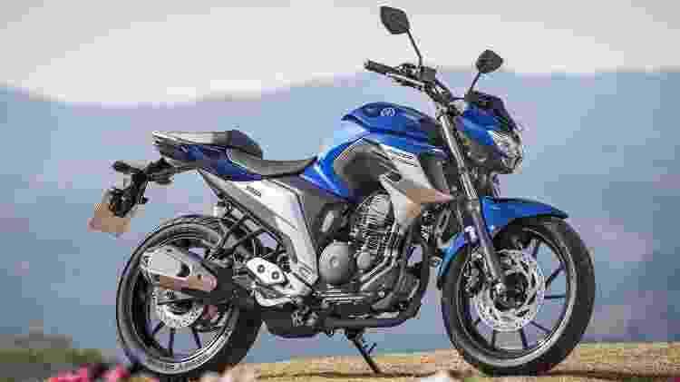 Yamaha Fazer 250 - Divulgação - Divulgação