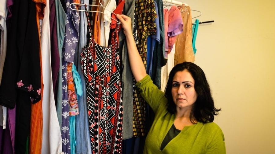 Jasmeen Patheja mostra roupas que vítimas de assédio sexual doaram para coleção - Asif Saud