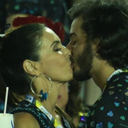Fátima Bernardes e Túlio Gadelha   - Dilson Silva / AgNews