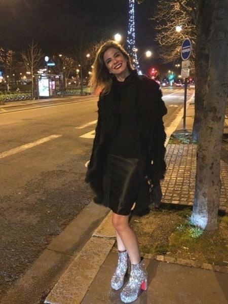 Luciana Gimenez se diverte em Paris em meio à notícia do fim de seu casamento - Reprodução/Instagram