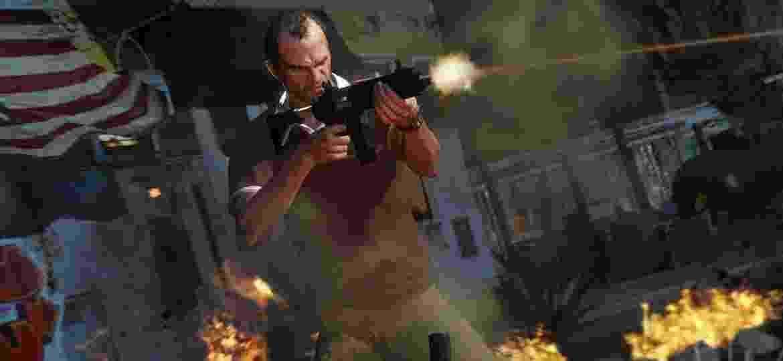Grand Theft Auto V - Divulgação/Rockstar