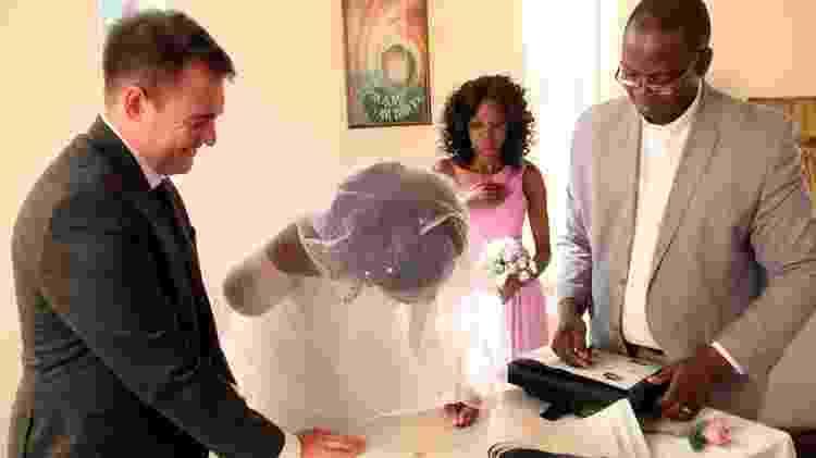 Zanele Ndlovu - Reprodução/Sunday News - Reprodução/Sunday News