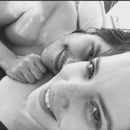 Nathalia Dill  com o namorado, o músico Pedro Curvello - Reprodução/Instagram