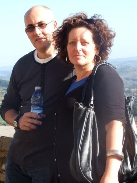 Yve Gibney estava casada há 17 anos - Arquivo Pessoal/Ive Gibney
