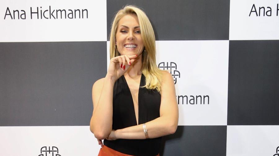 Ana Hickmann na Beauty Fair 2018 - Divulgação