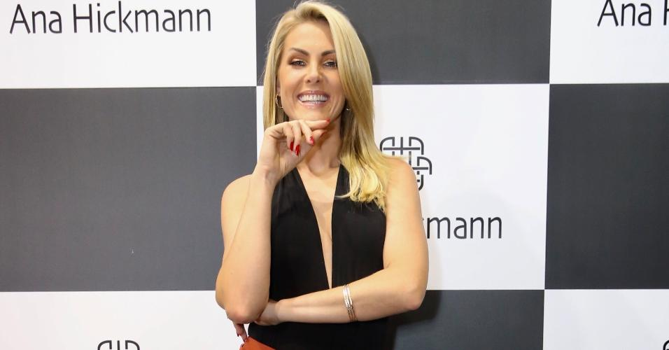 Ana Hickmann na Beauty Fair 2018