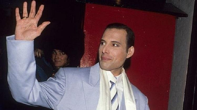 """""""O planeta já suspeitava, mas pouquíssimas pessoas sabiam com certeza que ele tinha AIDS"""", diz Freestone - Getty Images"""