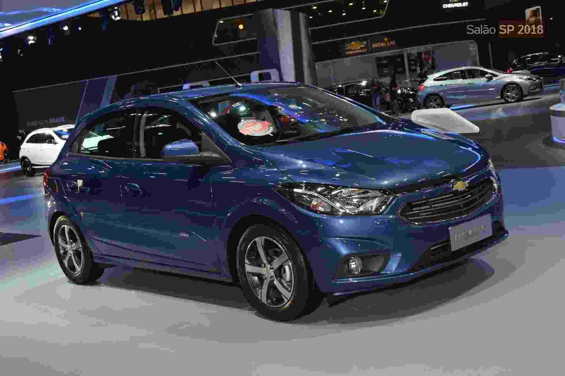 Chevrolet Onix LTX - Murilo Góes/UOL