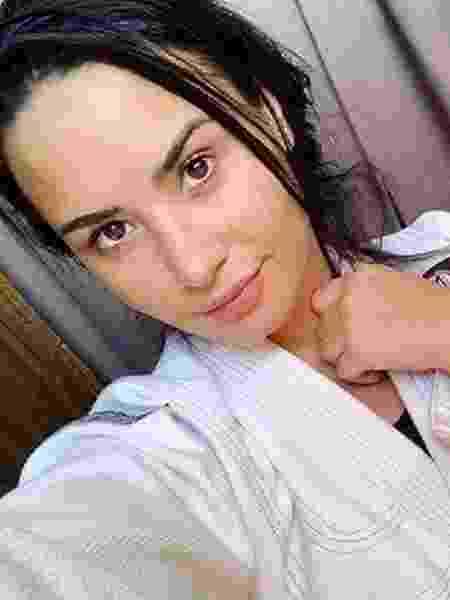 A cantora americana Demi Lovato - Reprodução/Instagram