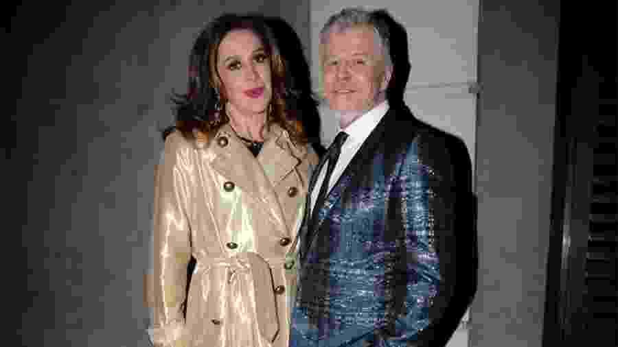 Claudia Raia e Miguel Falabella - Manuela Scarpa/Brazil News