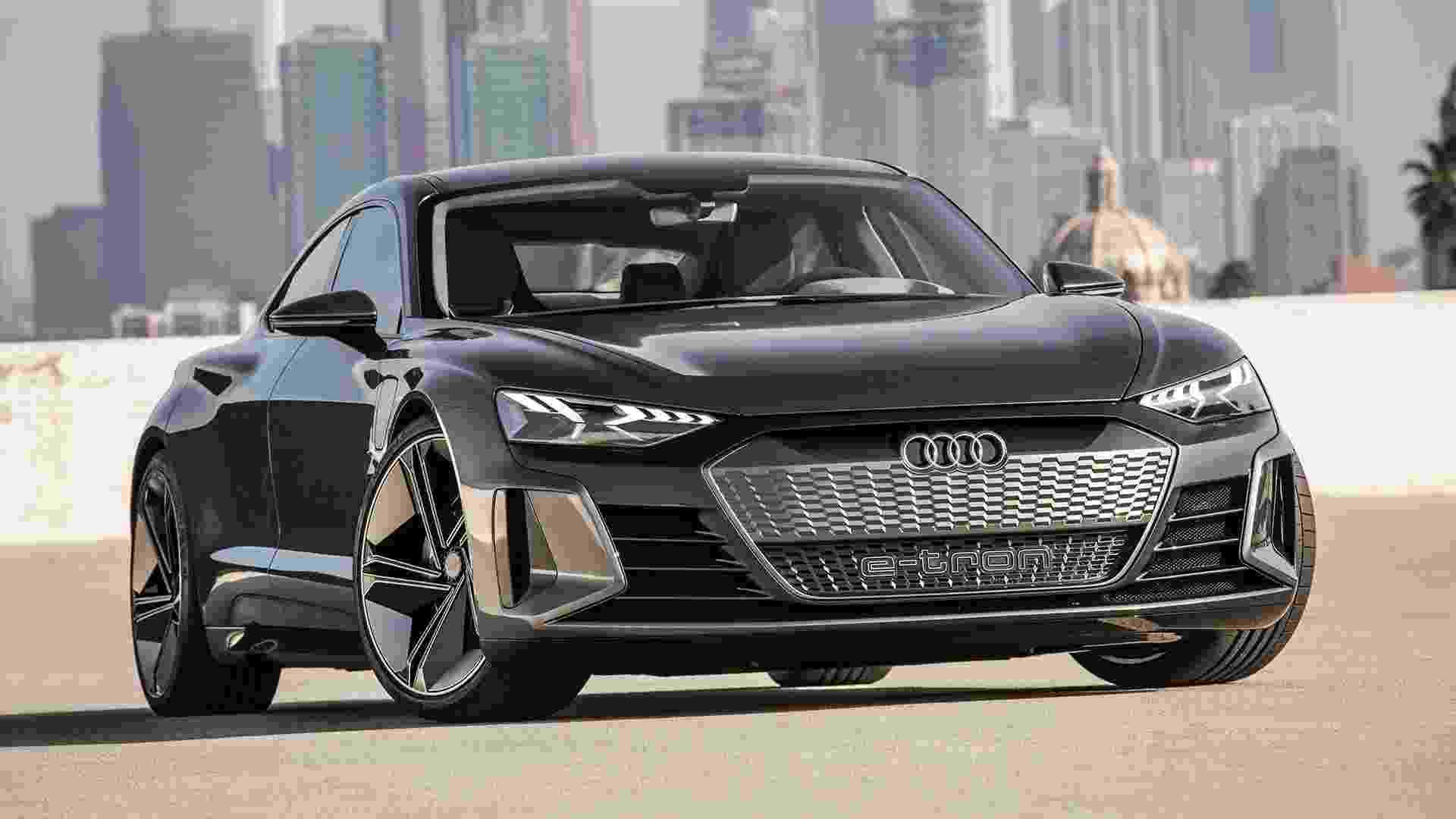 Audi E-Tron GT Concept 2 - Divulgação