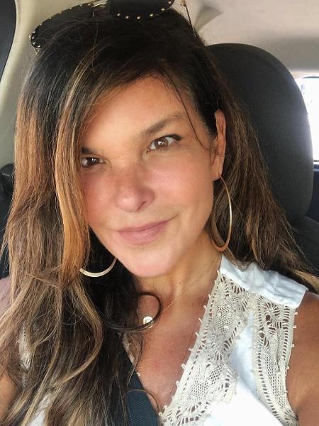 Cristiana Oliveira contou que sofreu abuso aos 10 anos de idade, na praia - Reprodução/Instagram