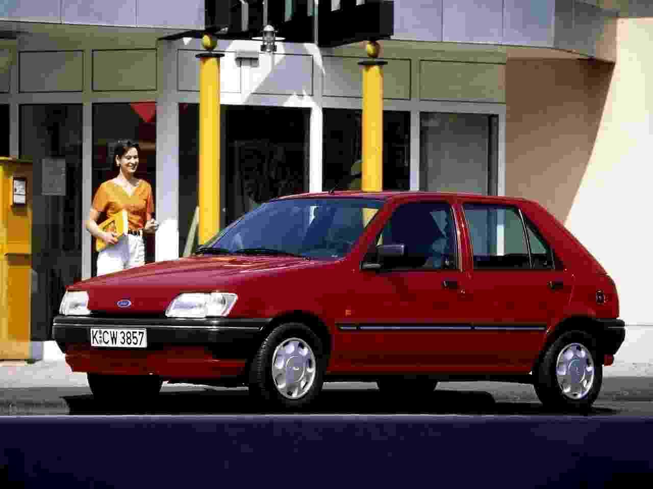 Ford Fiesta - Divulgação