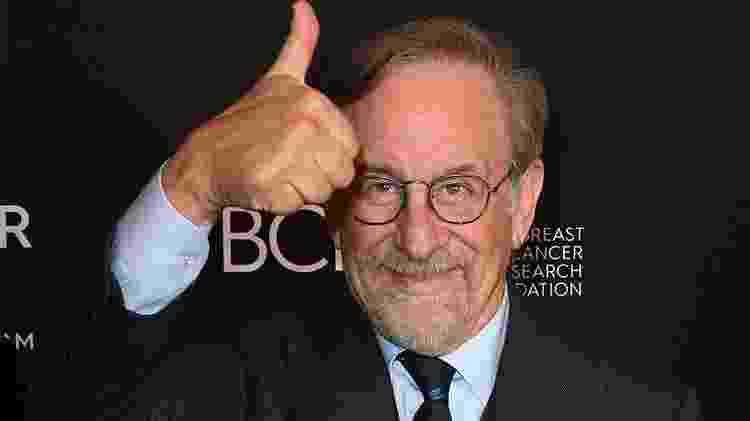 O cineasta Steven Spielberg - Getty Images - Getty Images