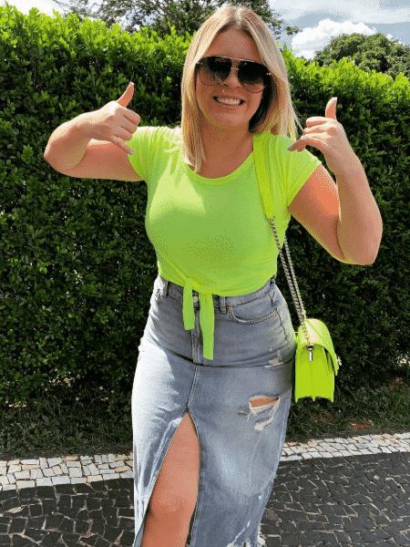 Marília Mendonça após lipoaspiração e silicone - Reprodução/Instagram