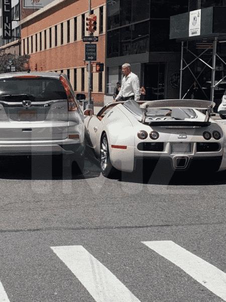 Tracy Morgan se envolve em acidente com seu carro avaliado em US$ 2 milhões - Reprodução/TMZ