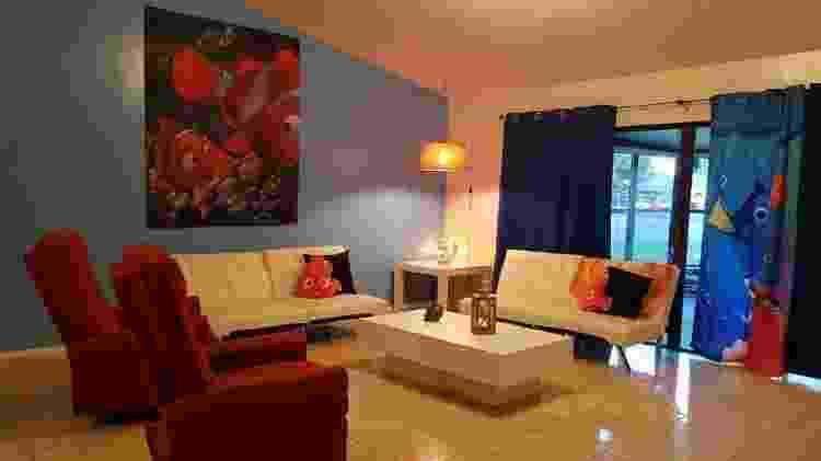 """Casa da Flórida com decoração de """"Procurando Nemo"""" - Divulgação/Airbnb - Divulgação/Airbnb"""