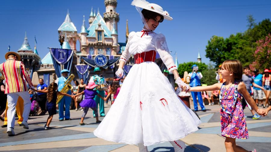 Disneyland, na Califórnia - smckenzie/Getty Images