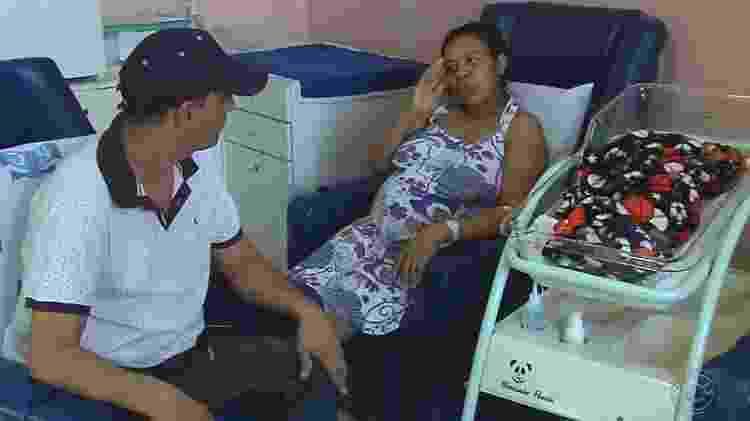 Pais surdos tiveram filho com intérprete em Marília, interior de SP - Reprodução/TV Tem